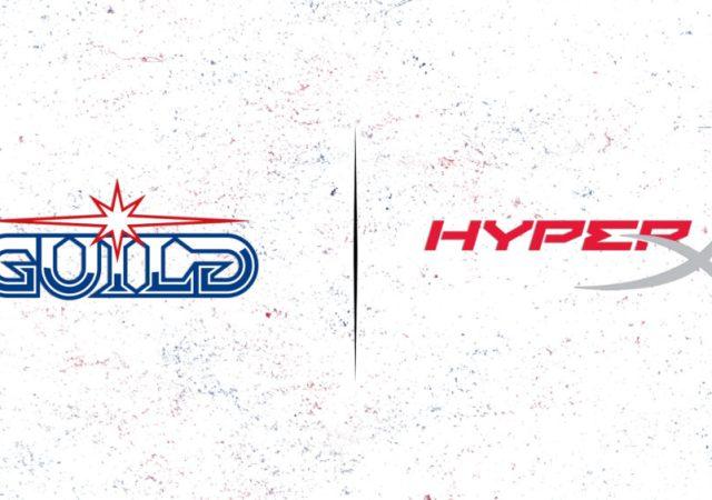 Guild x HyperX