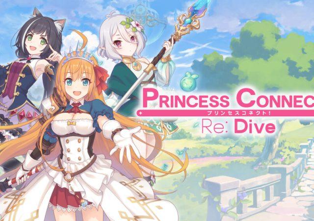 Princess Connect! Re Dive