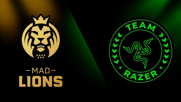 razer - mad lions