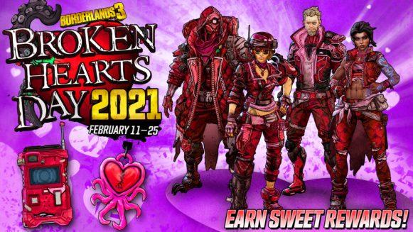 BL3 - Broken Hearts 2021 - Rewards Infographic