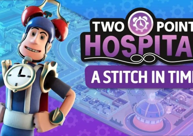 Two Point Hospital A Stitch in Time