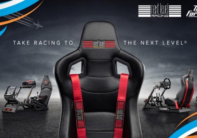Team Fordzilla ,Next Level Racing