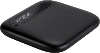 Crucial X6 Portable SSD Dynamic Left Image