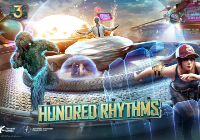 Hundred Rhythms Banner