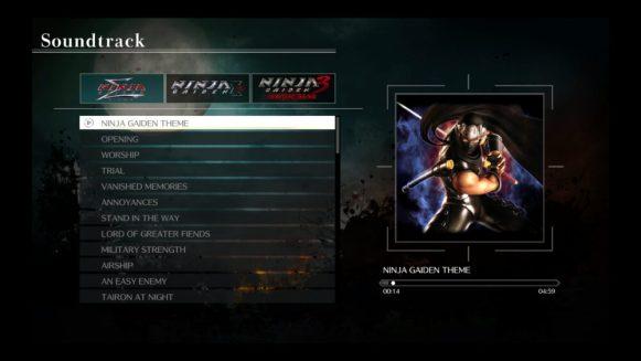 NINJA GAIDEN Master Collection Deluxe Edition - Screenshot 02