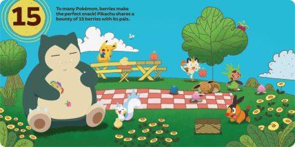 Pokémon Primers 123 Book Interior Spread 2 (flaps closed)