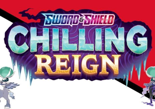 Pokémon TCG Sword & Shield-Chilling Reign