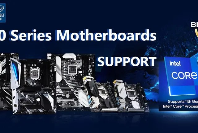 Z490 SERIES MOTHERBOARDS