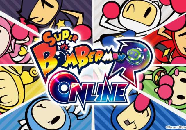 super bomberman online