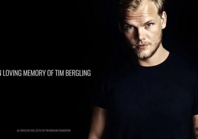 100% of net receipts from Avicii Invector go to the Tim Bergling Foundation
