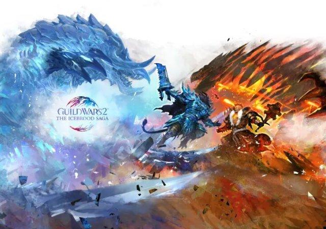 Guild Wars 2 The Icebrood Saga