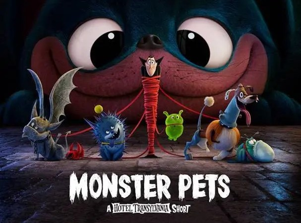 Monster Pets A Hotel Transylvania Short