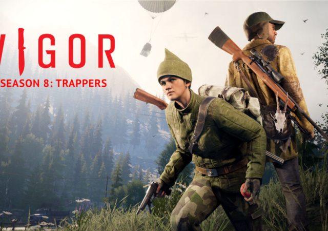 Vigor Season 8