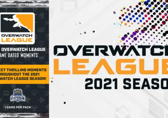 Overwatch League 2021 Game Dated Moments