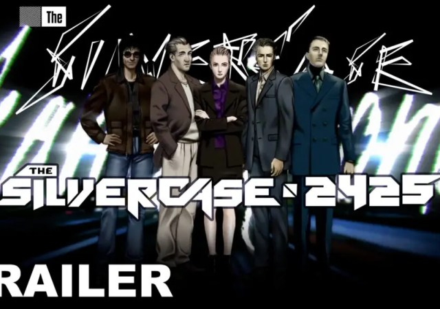 The Silver Case 2425
