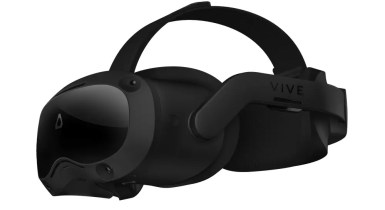 VIVE Focus 3 - front angle low