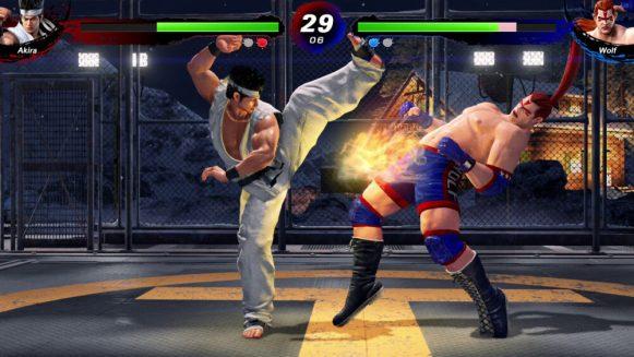 Virtua Fighter 5 Ultimate Showdown - Gameplay Screenshot 1-25102260ace1073ddc24.63875377