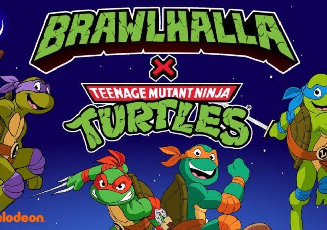 BRAWLHALLA TMNT