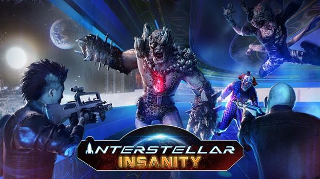 Killing Floor 2 Interstellar Insanity