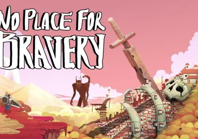 No Place for Bravery Launches Q4 2021 on Switch and PC