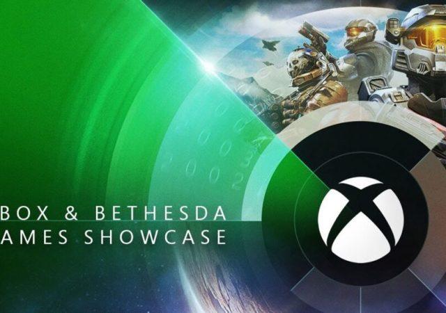 xbox showcase