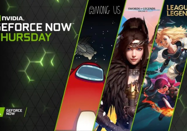 GeForce NOW Gets 10 New Games This Week