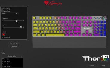Genesis Thor 410 RGB 7
