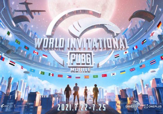 PUBG MOBILE WORLD INVITATIONAL