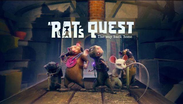 A Rats Quest
