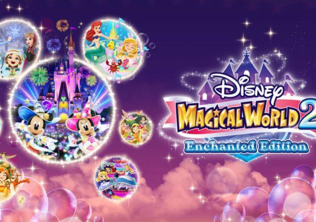 Disney Magical World Enchanted Edition