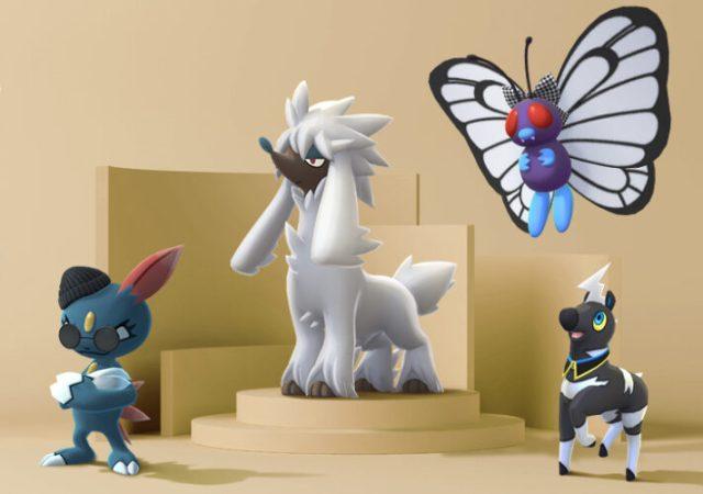Furfrou the Poodle Pokémon