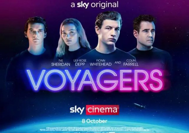 Sky Original VOYAGERS Trailers