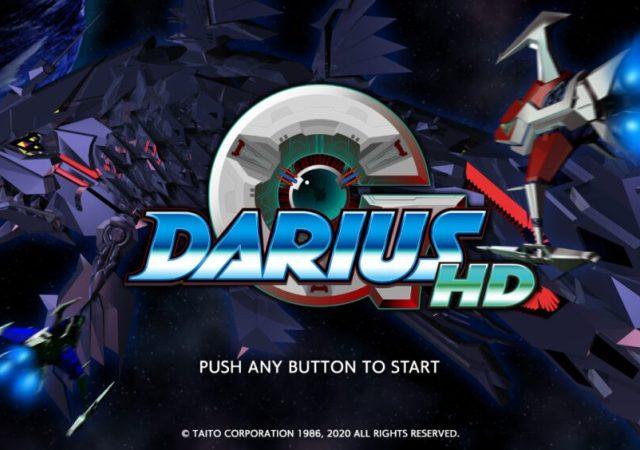 G-Darius HD Review