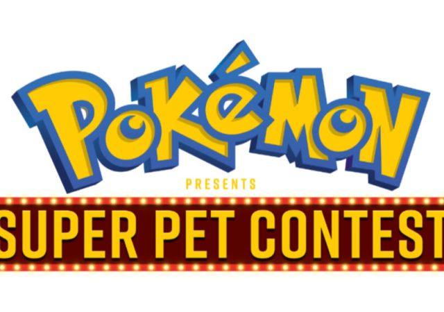 Pokémon Presents Super Pet Contest