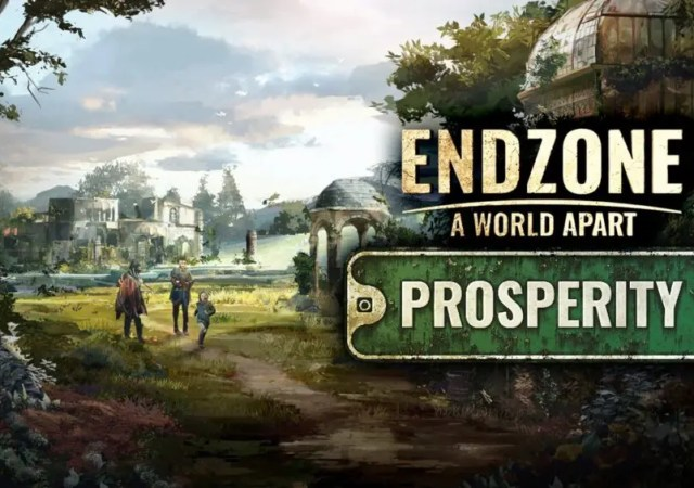Prosperity Expansion for Endzone A World Apart