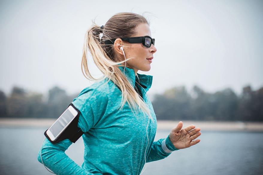 Vuzix Blade augmented reality smart glasses