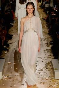 Diosa griega de Valentido ss16 París