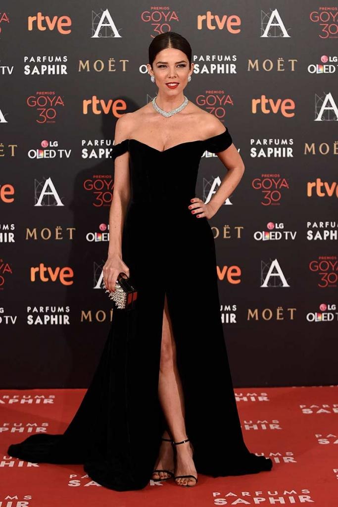 Juana Acosta Premios Goya 2016