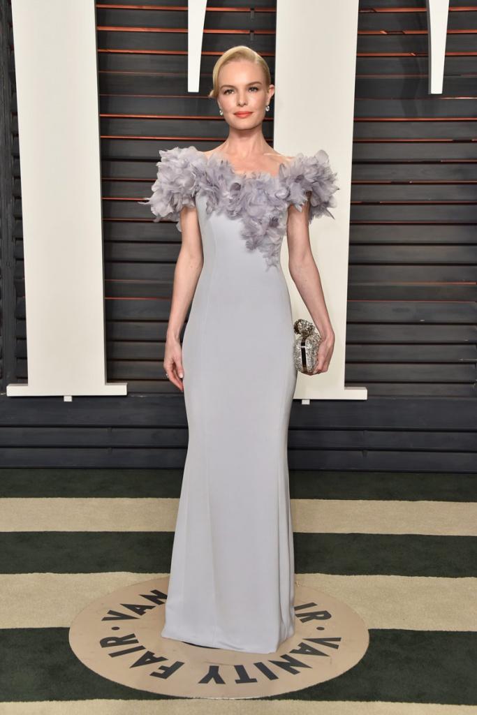 Alfombra roja Oscars 2016 Kate Bosworth