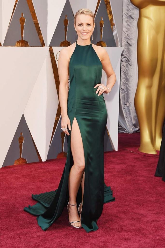 Alfombra roja Oscars 2016 Rachel McAdams