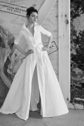 Carolina Herrera Novias Primavera 2017 modelo Anne B&N