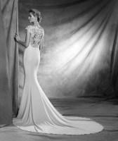 Vestido de novia modelo Olvia de Pronovias 2017