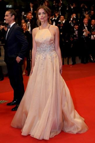 Ana de Armas en Cannes 2016