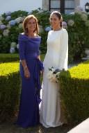 Madrina de boda Paredero Quirós