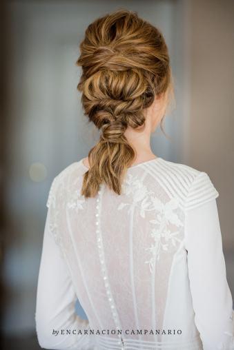 Foto boda imprescindibles Peinado