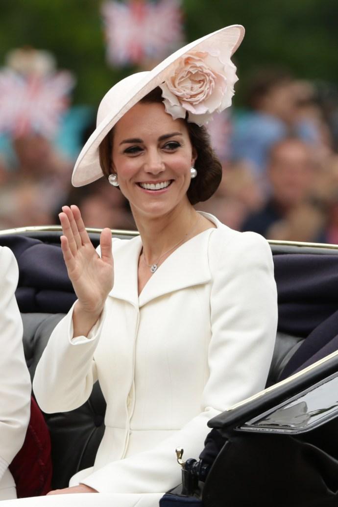 Kate Middleton de Alexandre McQueen invitada boda