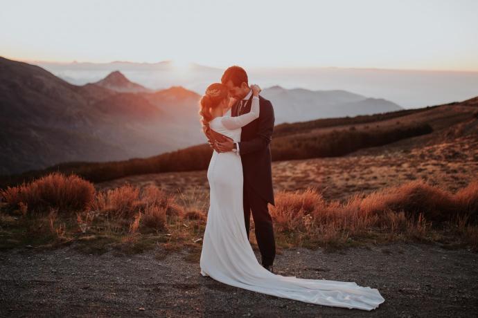 boda malaga ronda vestido pronovias