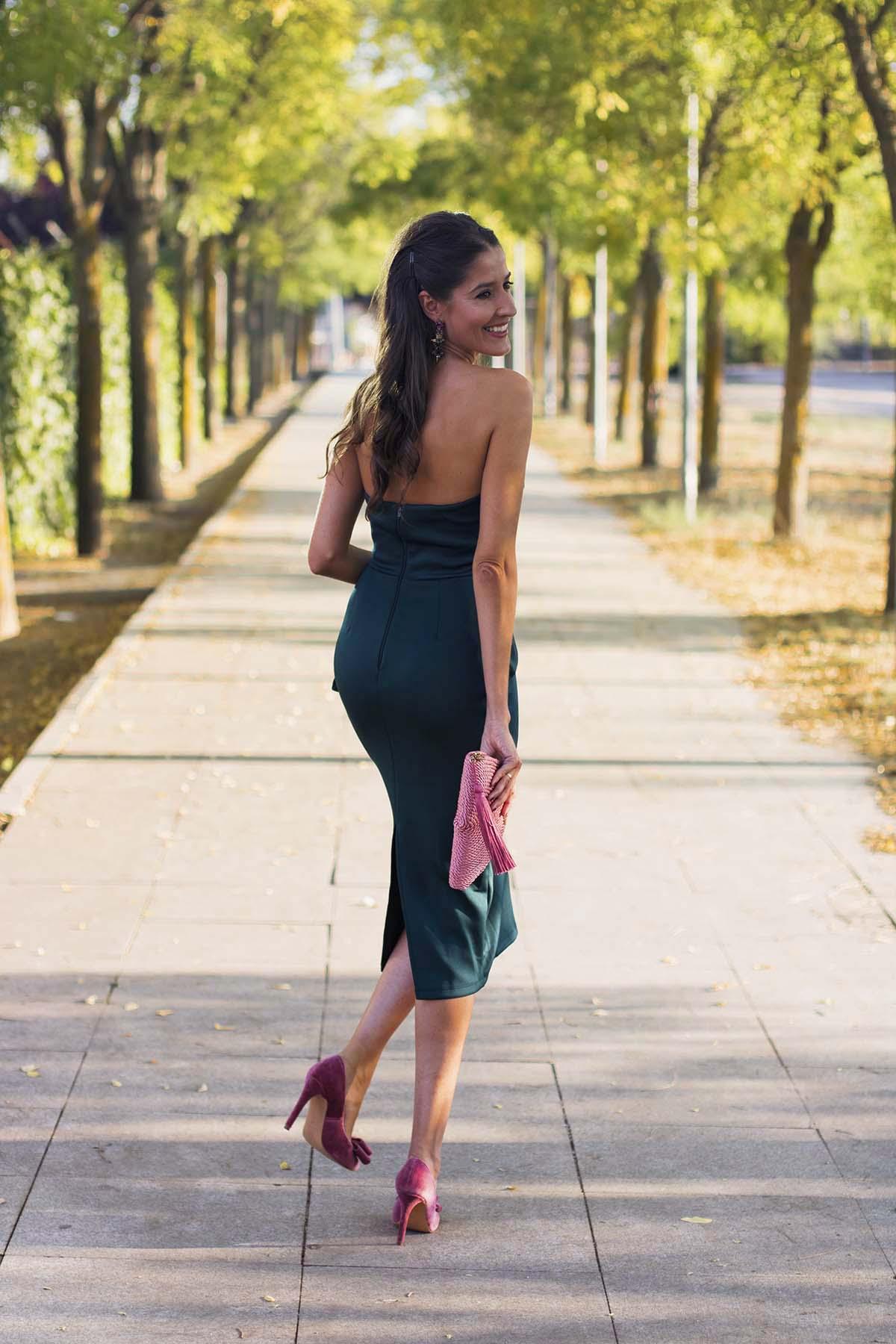 Vestidos baratos para bodas en madrid