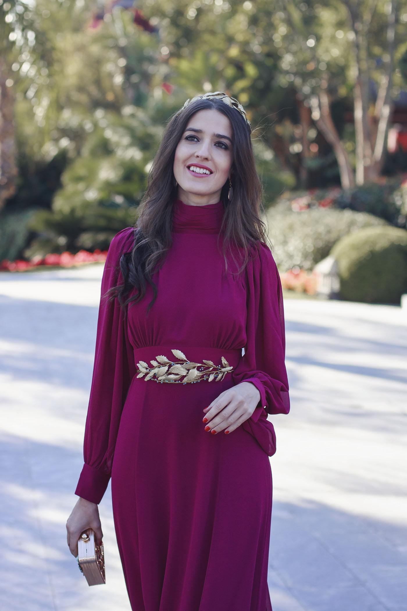 Lujo Vestido De Boda De Octubre De Invitados Modelo - Vestido de ...