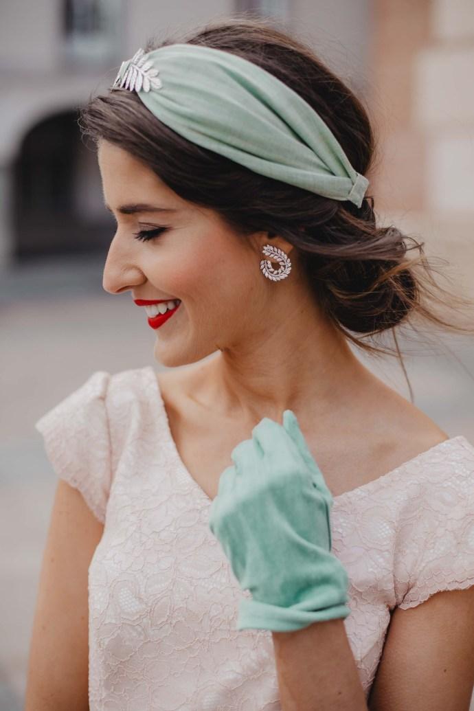 pendientes novia invitada plata cristales circonita